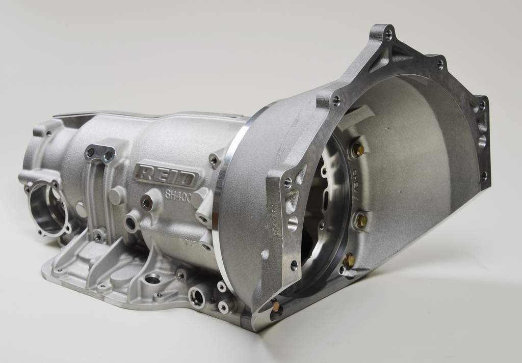 Reid Racing Super Hydra 400 Transmission Case